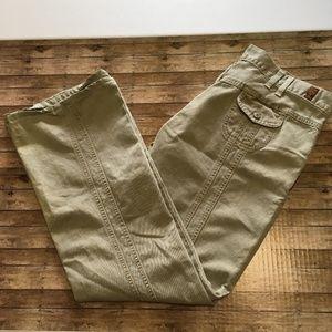 7 for all Mankind khaki jeans sz 30 EUC
